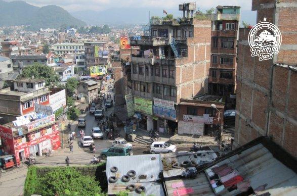Megérkeztem Katmanduba