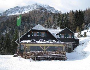 Schneeberg (2076m) hótalpas túra - Edelweisshütte(1235m)