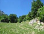 Schneeberg (2076m) - túránk elején