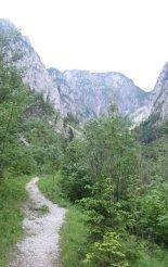 Rax-Alpok: Teufelsbadstubensteig - a völgyben