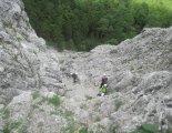 Rax-Alpok: Teufelsbadstubensteig - egy könnyebb szakaszon