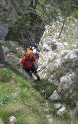 Rax-Alpok: Teufelsbadstubensteig - ferrátánk utolsó szakasza