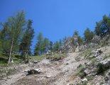 Rax-Alpok: Teufelsbadstubensteig - via ferrátánk vége