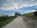 Rax-Alpok: Teufelsbadstubensteig - Ottohaus(1644m)