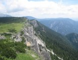 Rax-Alpok: Teufelsbadstubensteig - fantasztikus panoráma a kilátóból
