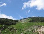 Rax-Alpok: Teufelsbadstubensteig - útban a Jakobskögel(1737m) csúcsára