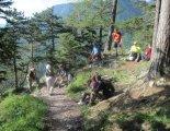 Rax-Alpok: Teufelsbadstubensteig - túránk visszafelé a Höllental-völgyön át
