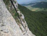 Hohe Wand: Gebirgsvereinssteig - túránk egy nehezebb szakaszán