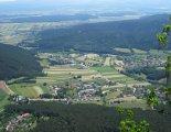 Hohe Wand: Gebirgsvereinssteig - gyönyörű kilátás a fennsíkról