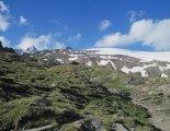 Grossvenediger (3666m) - a Defreggerhaus (2962m) közelében