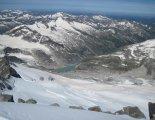Grossvenediger (3666m) - fantasztikus kilátás a csúcsról