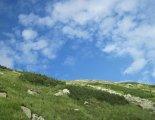 Gyömbér-csúcs(2043m) gerinctúra - Trangoska felé