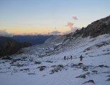 Grossglockner (3798m) - kilátás a környező hegyekre