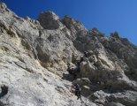 Rax-Alpok: Hans von Haid-Steig - a via ferráta túra beszállása