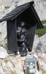 Rax-Alpok: Hans von Haid-Steig - Madonna (1585m)