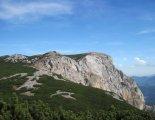Rax-Alpok: Hans von Haid-Steig - túránk a távolban