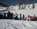 Schneeberg hótalpas túra - 2015-02-14