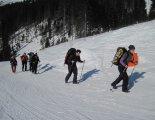 Gyömbér-csúcs hótalpas túra - 2015. február 21-22.
