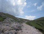 Rax-Alpok: Heukuppe(2007m) - útban a fennsík felé