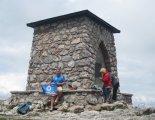 Rax-Alpok: Heukuppe(2007m) - a csúcs