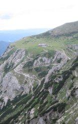 Rax-Alpok: Heukuppe(2007m) - utunk a magasból