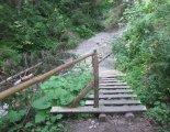 Szlovák Paradicsom: túránk kezdetén