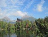 Magas-Tátra: Csorba-tó (1346m)