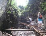 Szlovák Paradicsom: túránk elején