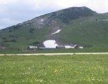 Schneepalpe: Windberg(1903m) - kilátás a csúcsra