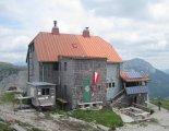 Schneepalpe: Windberg(1903m) - Schneealpenhaus(1733m)