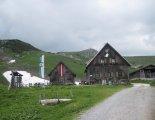 Schneepalpe: Windberg(1903m) - útban a csúcs felé