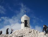 Triglav (2864m) - nyár