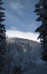Hótalpas túra: Alacsony-Tátra - Gyömbér-csúcs(2043m) - Túrázás közben gyönyörű panoráma tárul elénk