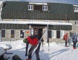Hótalpas túra: Alacsony-Tátra - Gyömbér-csúcs(2043m) - A Stefanika-menedékház(1740m) s a körülötte lévő útvonalunk
