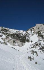 Triglav (2864m) - téli mászás