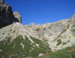 Magas-Tátra: Vörös-torony-hágó (2352m)