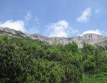 Rax-Alpok: Heukuppe(2007m) - szép köves ösvényen