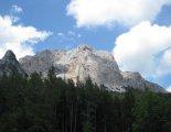Rax-Alpok: Preinerwandsteig - túránk a távolban