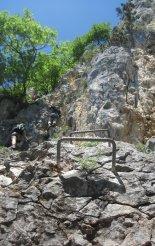 Hohe Wand: Wildenauersteig - túránk indulási pontja