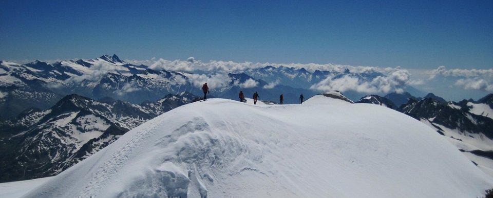 Grossvenediger (3666m) - téli csúcstúra