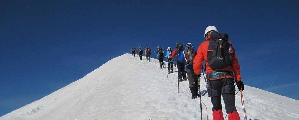 Grossvenediger (3666m) - hétköznap
