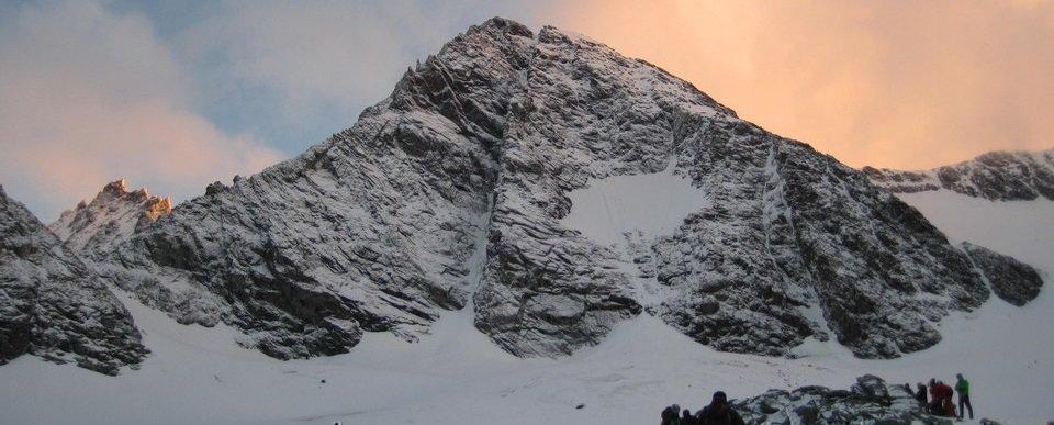 Grossvenediger (3666m) - Grossglockner (3798m)