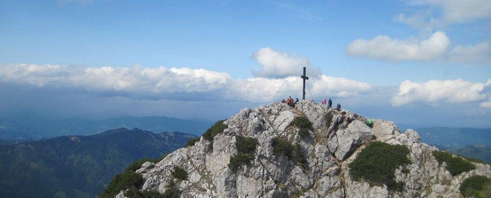 Naturfreunde-klettersteig