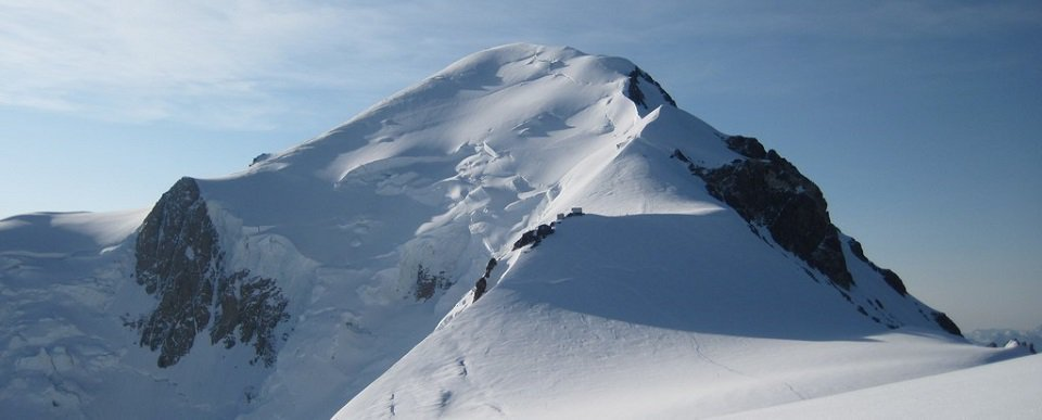 Mont Blanc (4810m) - csúcsmászás