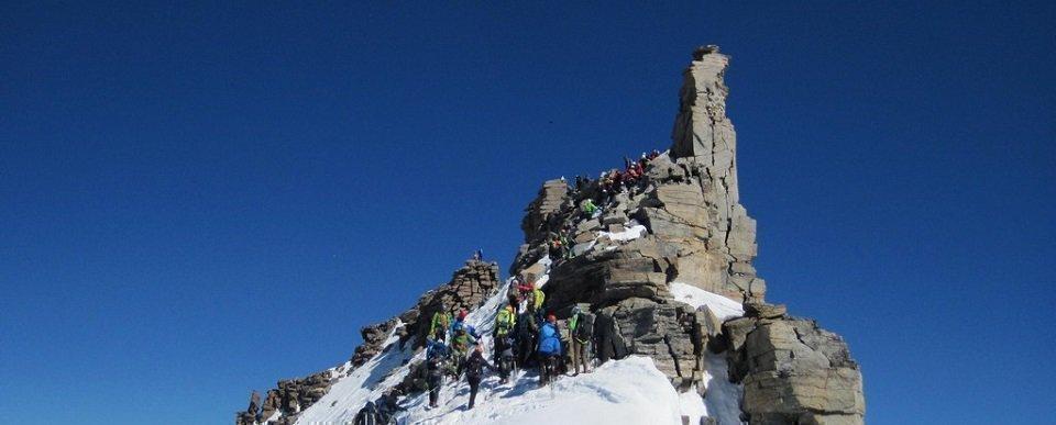 Gran Paradiso (4061m) - hétköznap