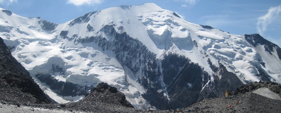 Gran Paradiso (4061m) - Mont Blanc (4810m)