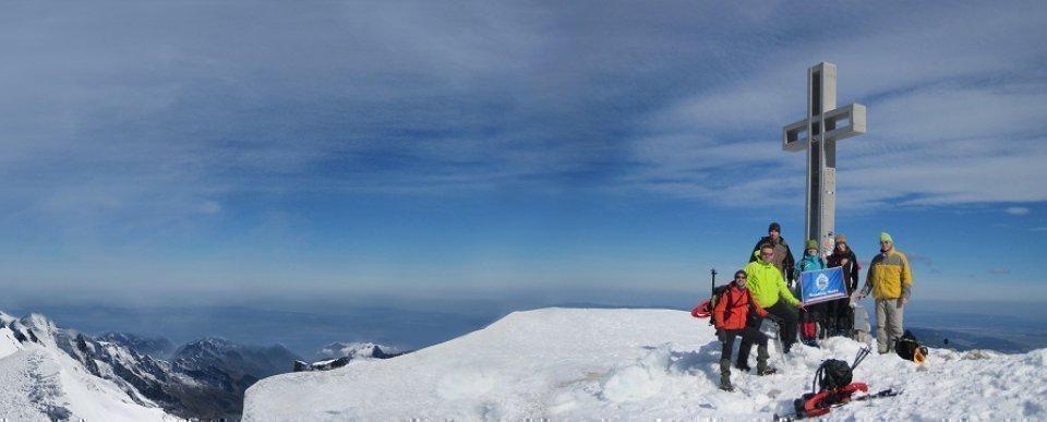 Schneeberg (2076m) - hótalpas túra