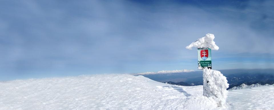 Alacsony-Tátra - gerinctúra - 3 napos téli átkelés