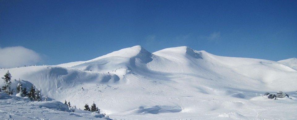 Windberg (1903m) - 2 napos téli csúcstúra