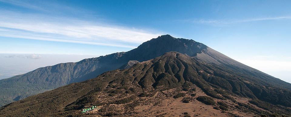 Mount Meru (4566m) - magashegyi trekking